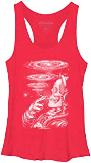 Design By Humans Winya No. 31 Women's Racerback Tank Top