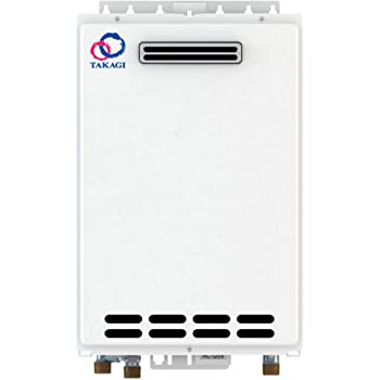 Takagi T-D2-OS-NG Outdoor Tankless Water Heater, Natural Gas