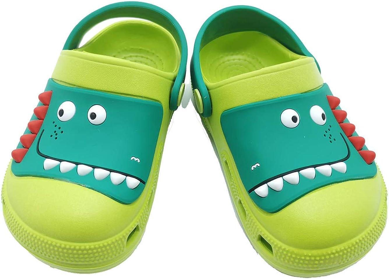 lghdzsw favorite Boys Girls Garden Tucson Mall Clogs Slippers San Cartoon Slides Kids