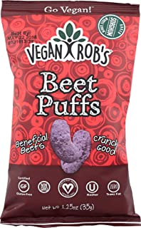 Vegan Rob's (1 Item ONLY) Puff Beet