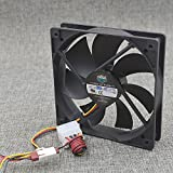 COOLER MASTER A12025-12CB-3BN-F1 12cm 12025 12V 0.16A 3WIRE Cooling Fan