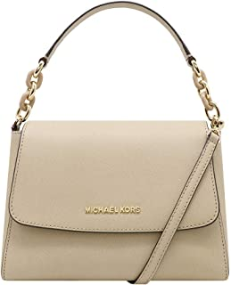 Michael Kors Sofia Small EW Saffiano Leather Satchel Crossbody