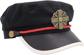 Meelanz Cosplay Hat Cap Adjustable Baseball Cap Accessories Headdress Sun Hat Cosplay Costume for Men and Women