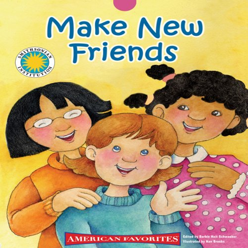 Make New Friends audiobook cover art