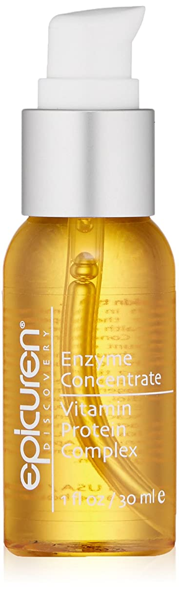 クック泥群集Epicuren Enzyme Concentrate Vitamin Protein Complex 30ml/1oz並行輸入品