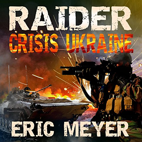 Raider Black Ops: Crisis Ukraine audiobook cover art