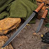 Best Combat Knives - K EXCLUSIVE US 1942 Combat Fighting Knife Review