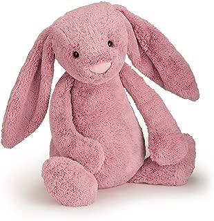 jellycat bashful bunny pink tulip medium