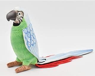 Hansa Parrot Plush Animal Toy, 7