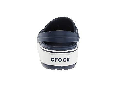Negro Whitelight Crocband Blanco Cocodrilos Plataforma Blackblack Whiteblossom Estorbo Rosenavy Gris qfxwtawY