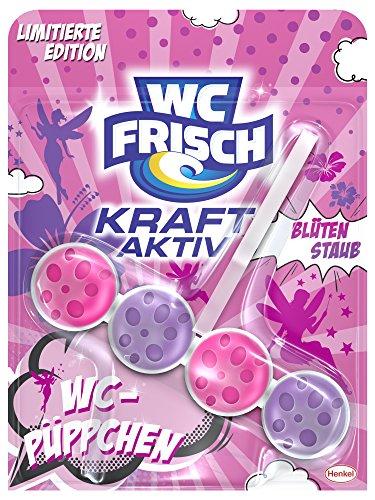WC Frisch Kraft-Aktiv Püppchen, 5er Pack (5 x 50 g)