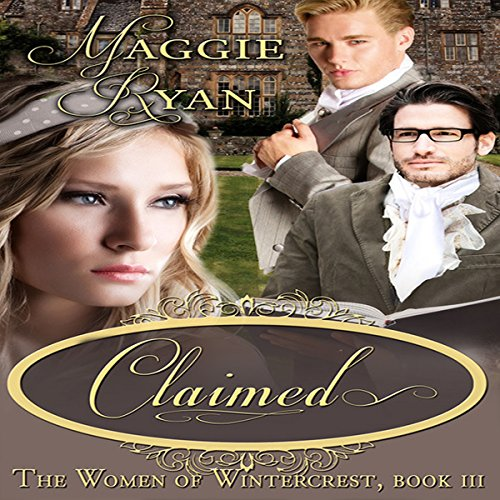 Claimed     The Women of Wintercrest, Book 3              By:                                                                                                                                 Maggie Ryan                               Narrated by:                                                                                                                                 Phaedra London                      Length: 4 hrs and 19 mins     5 ratings     Overall 4.8