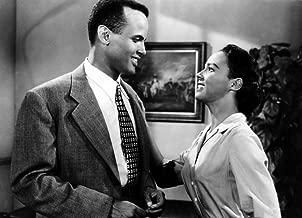 Bright Road From Left Harry Belafonte Dorothy Dandridge 1953 Photo Print (14 x 11)