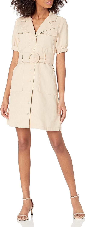 KENDALL + KYLIE Women's Safari Jacket Dress