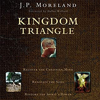 Kingdom Triangle audiobook cover art