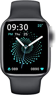 New Smartwatch 2021 HW22 Smart Watch 1.75inch Custom Dial Bluetooth Call 44mm Heart Rate Blood Pressure Fitness Tracker Fo...