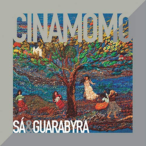 SÁ & GAURABYRA - CINAMOMO