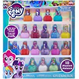 EASY AND FUN TO APPLY polish enables little girls to explore fashion and beauty safely. Great for their slumber party or to host a play spa day complete with manicures and pedicures. GREAT BIRTHDAY OR HOLIDAY GIFT IDEA Each bottle in this set is deco...