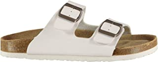SoulCal Womens Cork Strap Outdoors Beach Pool Summer Sandals Shoes