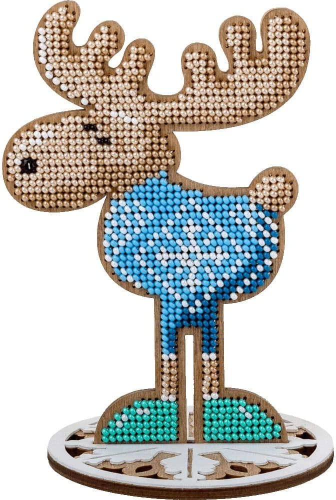 Bead Embroidery Kit Beading DIY Superlatite B Set Needlepoint Crafts Sale price Pattern