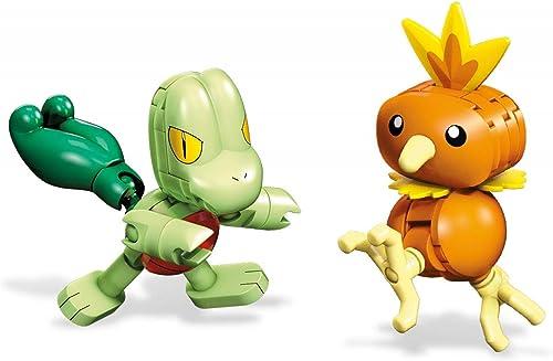 high quality Mega online sale Construx Pokemon outlet online sale Torchic Vs. Treecko outlet online sale