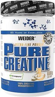 Weider Pure Creatine – Creapure Kreatin Monohydrat Pulver 600 g, Fitness &..