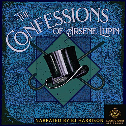 The Confessions of Arsène Lupin cover art