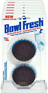 Bowl Fresh Automatic Toilet Bowl Cleaner - 2 Tablet Pack (6)