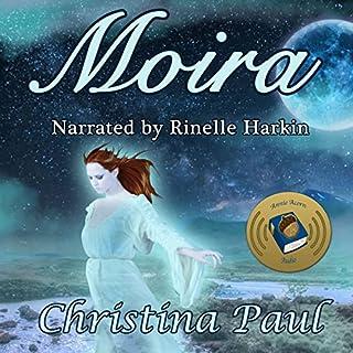 Moira audiobook cover art