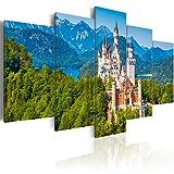 murando - Bilder Neuschwanstein 225x112 cm Vlies