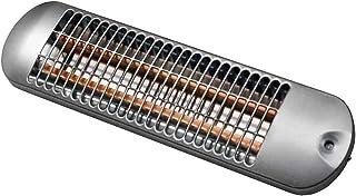 Dimplex BS 1201 S AKO - Estufa con doble resistencia, color plateado