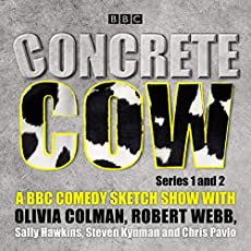 Concrete Cow - The Complete Series 1 and 2