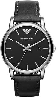Emporio Armani AR1692 Luigi Classic Leather Men's Watches