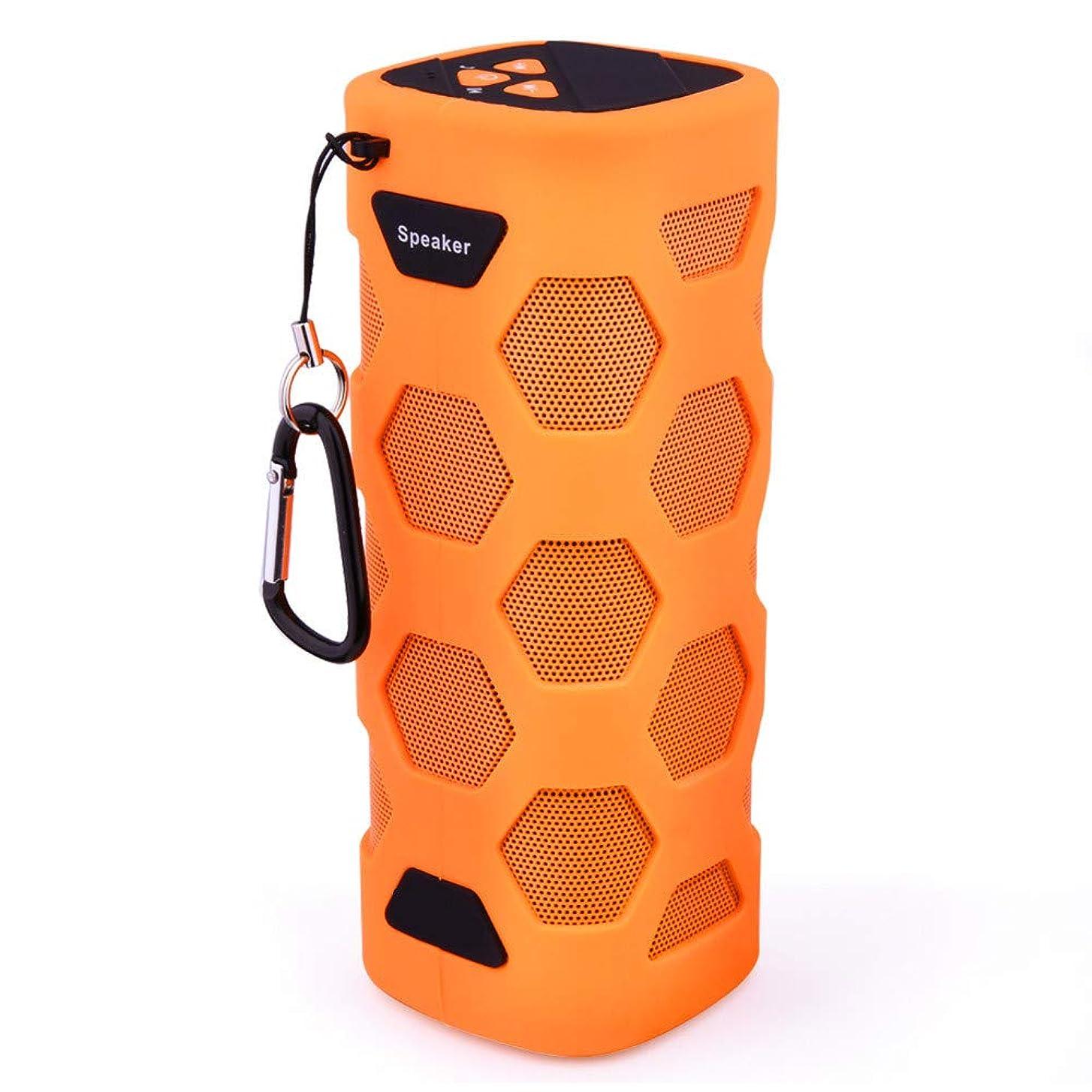 達成する自動的にディスカウントTOSANG ワイヤレススピーカーフォン EDRパワーバンク ワイヤレスワイヤレスサウンドボックス 防水IPX 4、防塵、耐衝撃