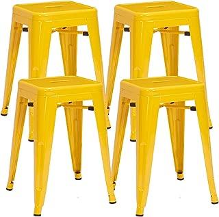 metal stools 18