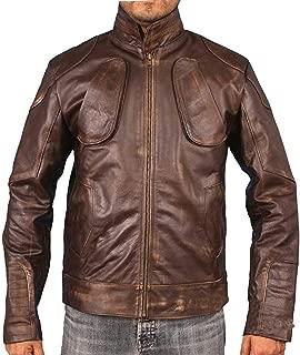 KAAZEE Snow Lockout Guy Pearce Leather Jacket