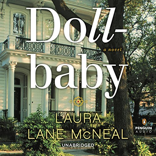 Dollbaby audiobook cover art