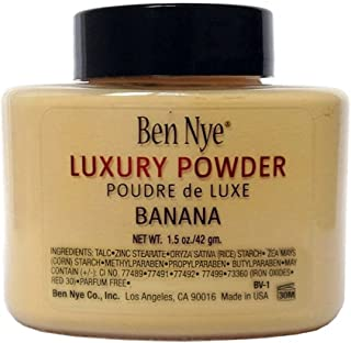 BenNye Banana Luxury Loose Powder - BV1