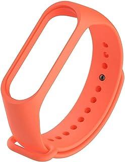 Compatible Xiaomi Mi Band 3 Replacement Band, Replacement Wristband Strap Accessories Xiaomi Mi Band 3 Smart Watch Bracele...
