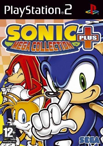 Sonic Mega Collection (Playstation 2) [importación inglesa]