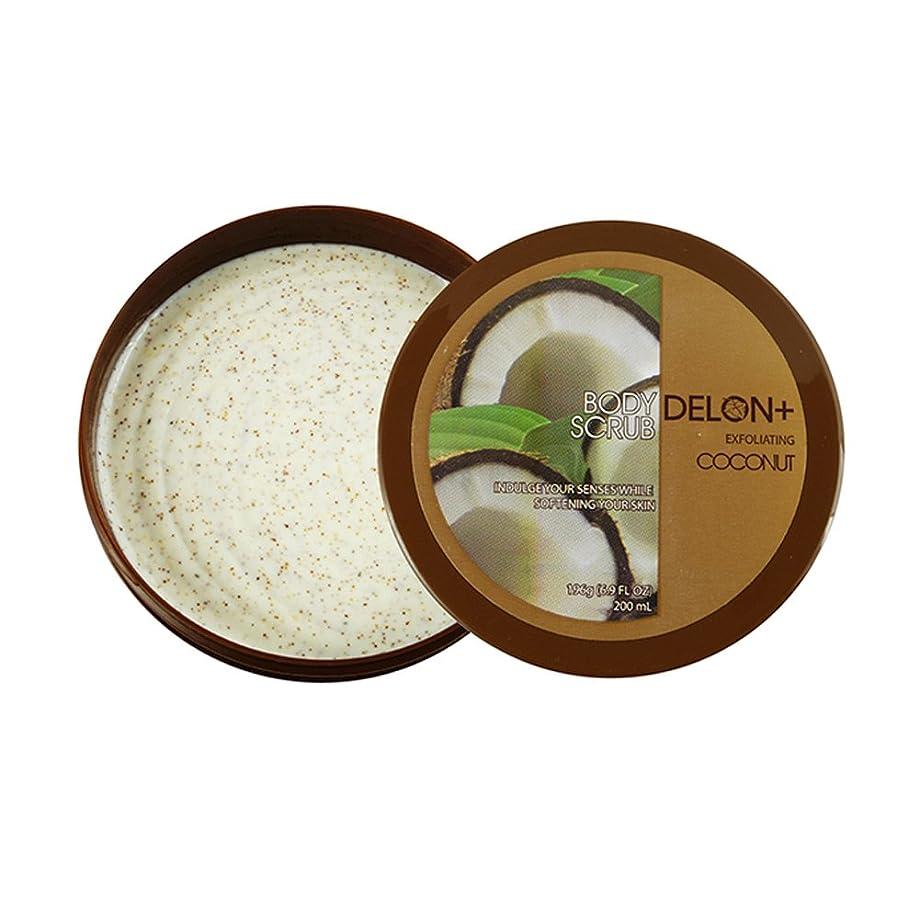 ヘルシータイプ多様なDelon オリジナル?ボディバター デロンボディバター(ココナッツ)