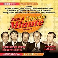 Just A Classic Minute - Volume 4