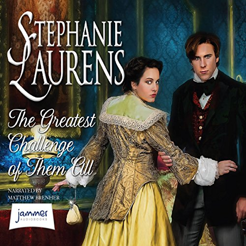 The Greatest Challenge of Them All audiobook cover art