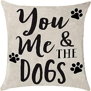 dog name pillow