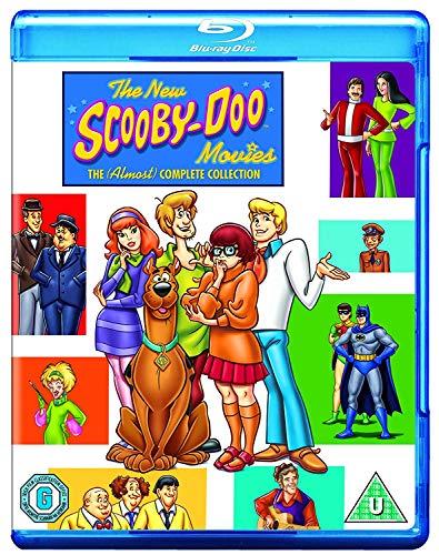 New Scooby-Doo Movies: The (Almost) Complete Collection (2 Blu-Ray) [Edizione: Regno Unito] [Blu-ray]