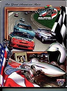 DAYTONA 500 NASCAR PROGRAM-1997-40th ANNUAL-EARNHARDT-JEFF GORDON-WALLACE-fine