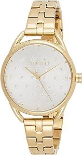 ESPRIT Women's Debi Flower Fashion Quartz Watch - ES1L177M0085