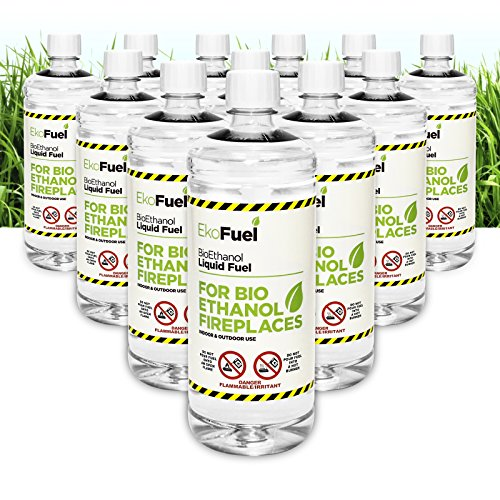 24L PREMIUM BIOETHANOL FUEL FOR FIRES, FREE NEXT BUSINESS WORKING DAY, 1 Hour ETA DELIVERY to mainland UK for orders placed before 3pm. 9,000 EBay reviews. Bio ethanol Liquid fuel for bioethanol fires. ?2.37/Lt
