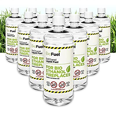 24L PREMIUM BIOETHANOL FUEL FOR FIRES, FREE NEXT BUSINESS WORKING DAY, 1 Hour ETA DELIVERY to mainland UK for orders placed before 3pm. 9,000 EBay reviews. Bio ethanol Liquid fuel for bioethanol fires. £2.37/Lt