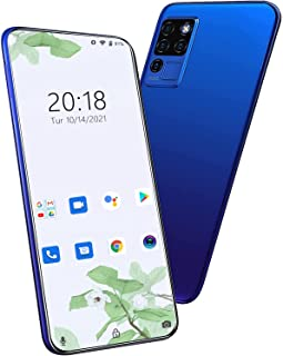 OUKITEL C21 (2021) スマートフォン 本体 simフリー, 20MP AIカメラ 6.4インチFHD+, 4GB + 64GB 4000mAh Android10.0, デュアルSIM顔と指紋のロック解除 4G simフリー ス...